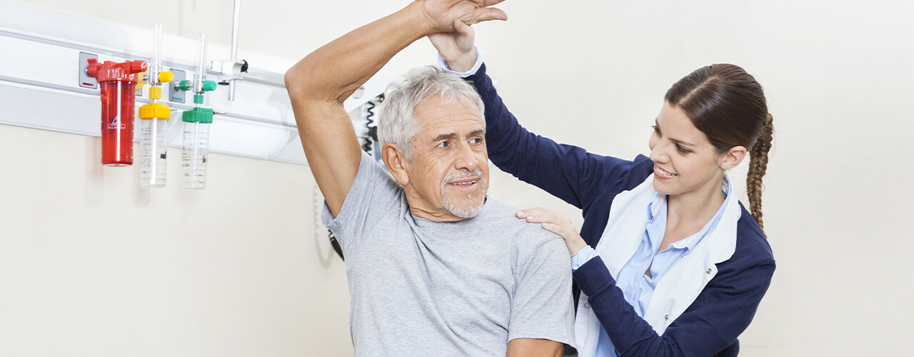 Geriatric Physical Therapy Warner Robins & Macon, GA